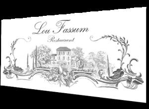 carte visite lou Fassum