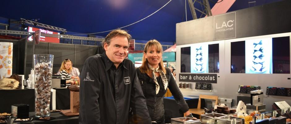LAC Chocolatier Nice- Salon du Chocolat à Monaco