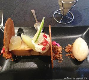 APHRODITE Dessert Tatin