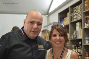 Etoiles Mougins 2015 Photos Chef BURON