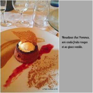 Tbx auberge de la Madonne Dessert