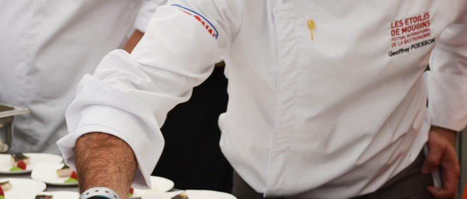 Les Etoiles de Mougins 2016  Atelier du Chef Geoffrey Poësson La Badiane 1*