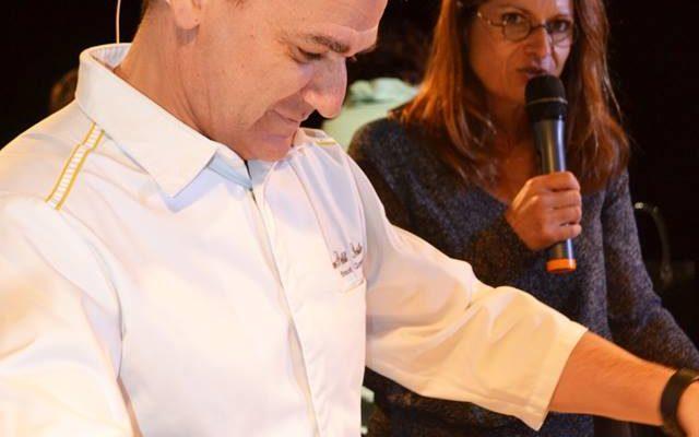 Démo  Gastronoma du Chef Franck Cocognola- Mon Petit Resto Mouans-Sartoux 06
