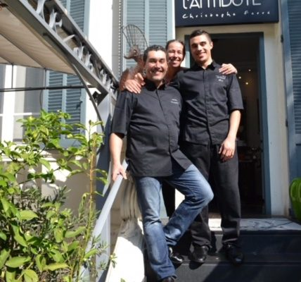 L'ANTIDOTE Restaurant du Chef Christophe Ferre
