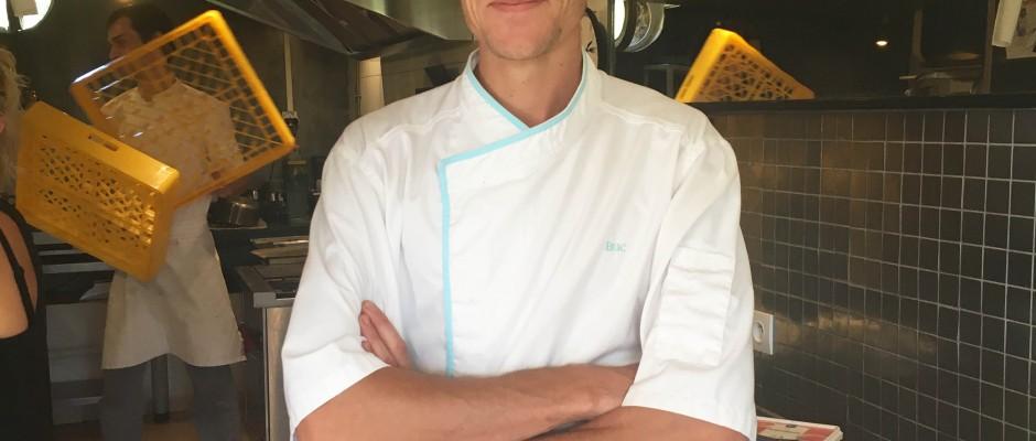 Restaurant L'ESTELLAN à Lorgues du Chef Eric Rogier