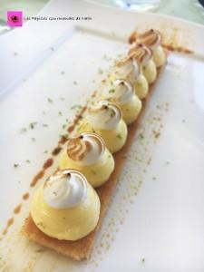 Dessert tarte citron