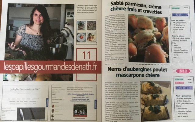 Hors Série Nice Matin Eté 2017 - La Cuisine des Blogueuses